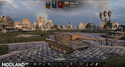 Tiger 131 Remodelling to 60TP 1.1.0 [1.1.0], 1 photo